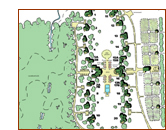 Eco Community site plan